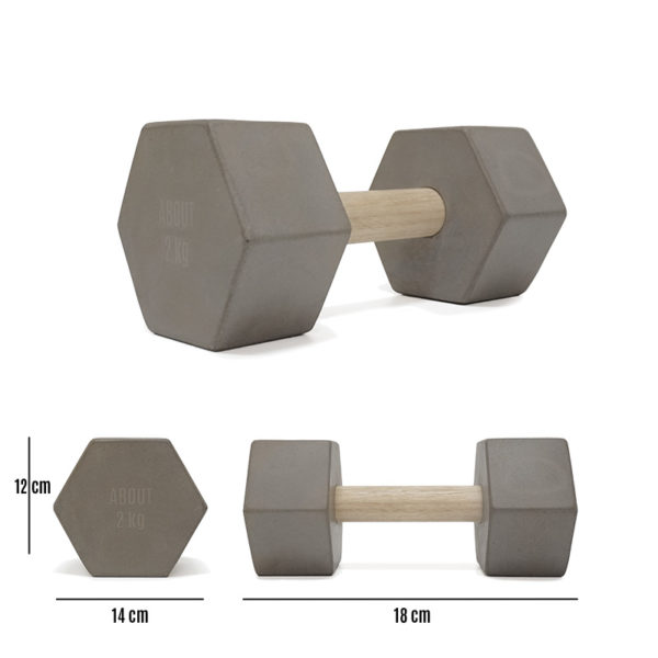 hexagon-misure